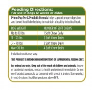 Digestion Support for Dogs Feeding Directions