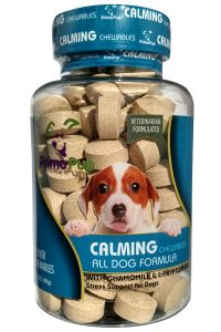 Jar of Calming Aid for Dogs